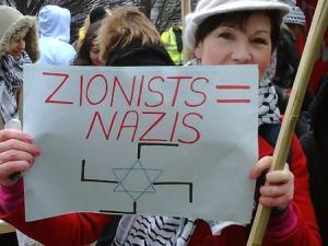 משווים את ישראל לנאצים. צילום אילוסטרציה