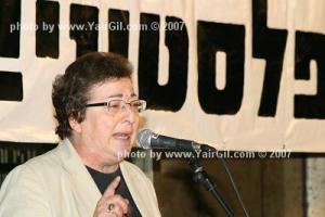 מסע להשחרת ישראל. נעמי חזן. צילום: יאיר גיל, www.yairgil.com