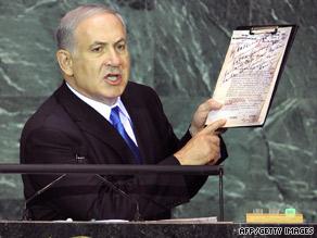 מקפל תחת כנפיו את הקונצנזוס הישראלי. בנימין נתניהו. צילום: Getty Images