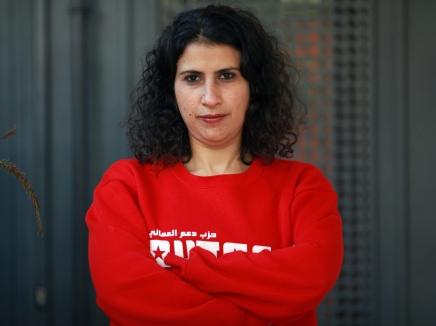 חילונית, פמיניסטית, סוציאליסטית. אסמא אגברייה זחאלקה.