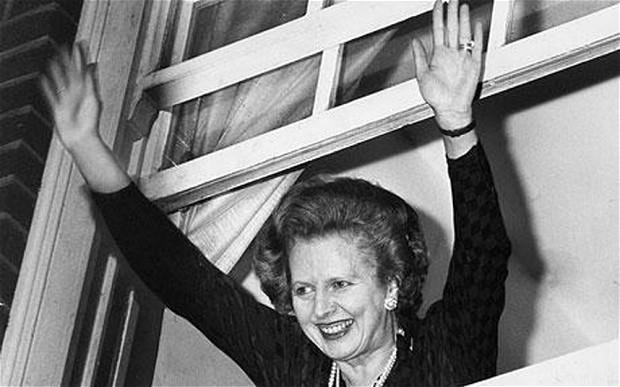 """""""זכרה יחיה עוד שנים רבות לאחר שהעולם יספיק לשכוח את החליפות הפוליטיות האפורות של ימינו"""". מרגט תאצ'ר"""